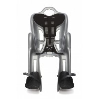 Bellelli B-One Standard Multifix bicikliülés 22kg-ig - Silver