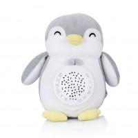 Chipolino projektoros zenélő plüss játék - Penguin