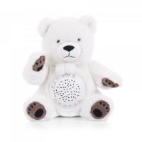 Chipolino projektoros zenélő plüss játék - Bear