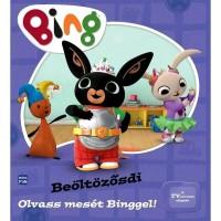 Bing - Beöltözősdi! mesekönyv