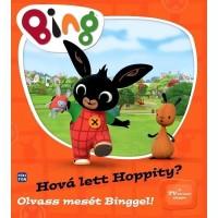 Bing - Hová lett Hoppity? mesekönyv