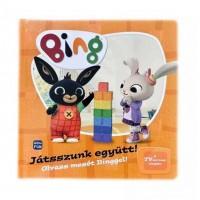 Bing - Játsszunk együtt! mesekönyv