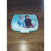 Disney Frozen, Jégvarázs Műanyag, Szendvicsdoboz