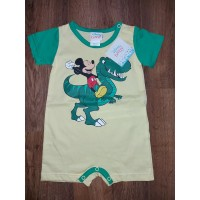 Disney Mickey dinós rövid ujjú napozó