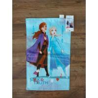Disney Frozen, Jégvarázs Kéztörlő arctörlő, törölköző