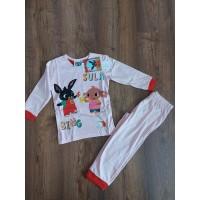 Bing gyerek hosszú pizsama - rózsaszín