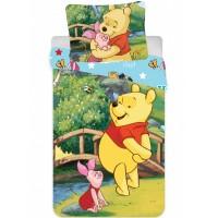 Disney Winnie the Pooh, Micimackó Gyerek ágyneműhuzat (ovis méret)