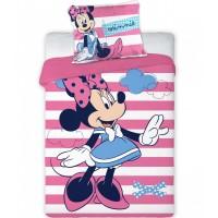 Disney Minnie Gyerek ágyneműhuzat (ovis méret)