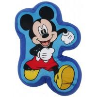 Disney Mickey formapárna, díszpárna 37*25 cm