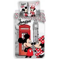 Disney Minnie és Mickey ágyneműhuzat London