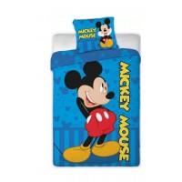 Disney Mickey Gyerek ágyneműhuzat 100×135cm, 40×60 cm (ovis méret)