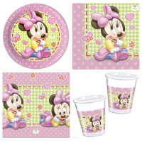 Disney baby Minnie party szett