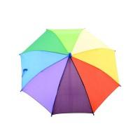 Szivárvány színű esernyő, 4 féle 29568