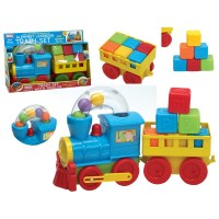 ABC műanyag vonat 5324
