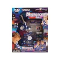 6 1/8 Mikroszkóp 100x200x450*21351, 28043