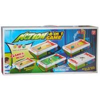 Asztali játékok 4IN1, 43*24,5*12 cm 628-19
