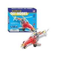 Fémépítő - Helikopter 204 db WC38B