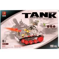 Fém építő tank 0610K359