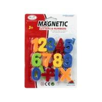 Mágneses betűk és számok 4 cm HM1175A/FM044987