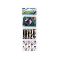Jegyzetfüzet, flamingós, 3 féle 388050