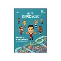 EURO 2020 sztárfocisták 3D kulcstartó PMI-EU-3564
