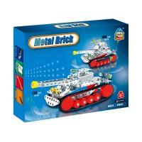 Fémépítő - 198 db - tank 310300269