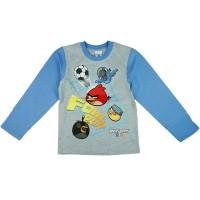 Angry Birds gyerek hosszú ujjú póló (méret: 98-140)