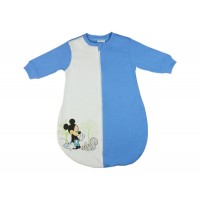 Disney Mickey hosszú ujjú  vékony pamut hálózsák 1 5 TOG (méret: 56-110)