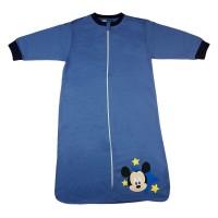 Disney Mickey hosszú ujjú vékony pamut hálózsák 1,5 TOG
