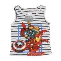 Avengers-Bosszúállók mintás fiú atléta