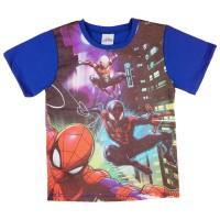 Marvel Spider-Man/Pókember fiú rövid ujjú póló