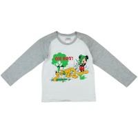 Disney Mickey & Plutó hosszú ujjú póló