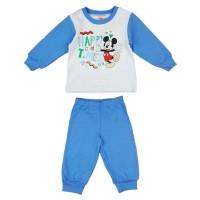 Disney Mickey Happy times fiú pizsama