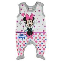 Disney I am loved Minnie ujjatlan rugdalózó