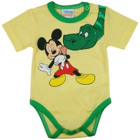 Disney Mickey dinós baba body