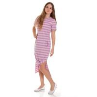 Mini&Me nagylány ruha avokádó mintával