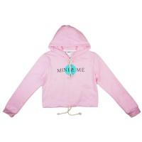 Mini&Me kapucnis női pulóver
