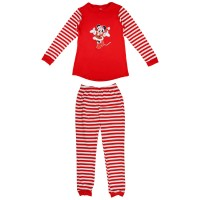 Disney Minnie karácsonyi női pizsama