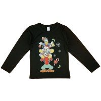 Disney Mickey és barátai karácsonyi fiú póló
