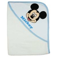 Disney Mickey kapucnis törölköző 70x90cm