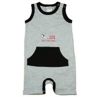 Kisfiú baba napozó 101 kiskutya mintával