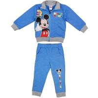 2 részes kisfiú szabadidő szett Mickey egér mintával
