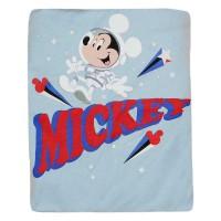 Gumis lepedő űrhajós Mickey egér mintával