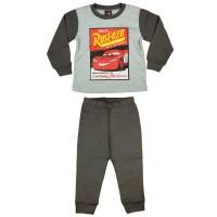 Kétrészes kisfiú pizsama Verdák mintával