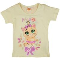 44 Cats rövid ujjú lányka póló