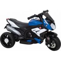 Apollo elektromos gyerekmotor 3 kerekű Ocie - Kék