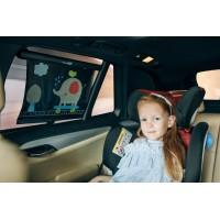 FreeON autós napellenző - Mintás
