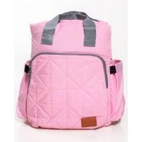 FreeON pelenkázó táska / hátizsák - Diamond rózsaszín
