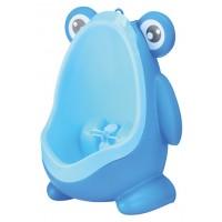 FreeON Happy Frog kisfiú piszoár - Kék