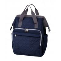 FreeON Backpack pelenkázó táska, hátizsák - Silver